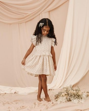 NoraLee Gold Fleur Alice Dress SOLD OUT