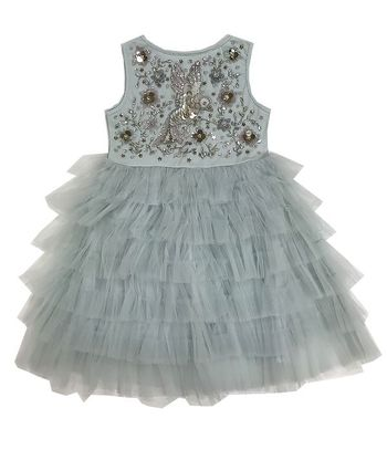 Ooh La La Couture Mystical Bird Dress (12Mos & 10)
