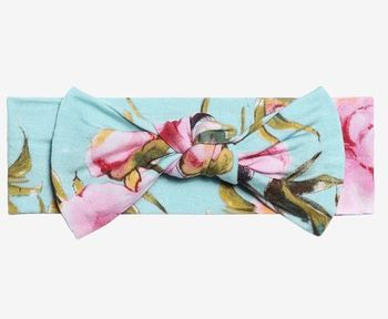 Posh Peanut Carolina Floral Headwrap