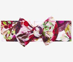 Posh Peanut Gracie Floral Infant Headwrap