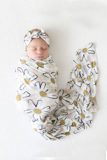 Posh Peanut Infant Swaddle Maxine