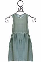 PPLA Sleeveless Dress in Mint (Size LG 14/16)