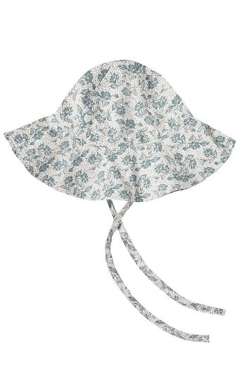 Rylee and Cru Blue Roses Sun Hat