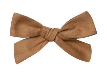 Rylee and Cru Bronze Bow with Clip
