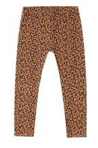 Rylee and Cru Cheetah Legging (Sizes 3Mos to 8/9)