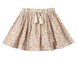 Rylee and Cru Flower Field Mini Skirt (Size 8/9)