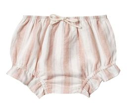 Rylee and Cru Flutter Bloomer Petal Stripe (3Mos to 18Mos)
