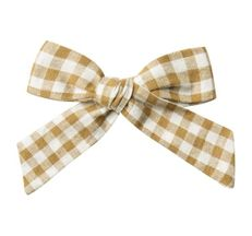 Rylee and Cru Gingham Bow