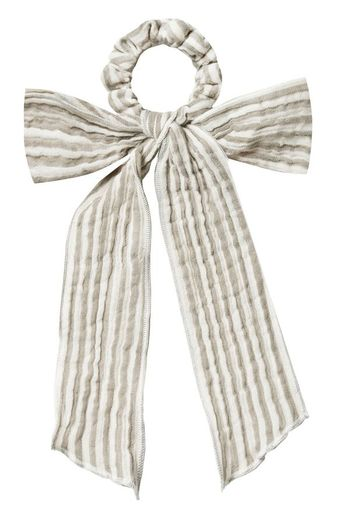 Rylee and Cru Hair Scarf Tie Scrunchie Olive