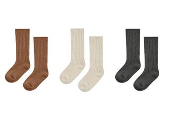 Rylee and Cru Knee Sock Set of Three SOLD OUT