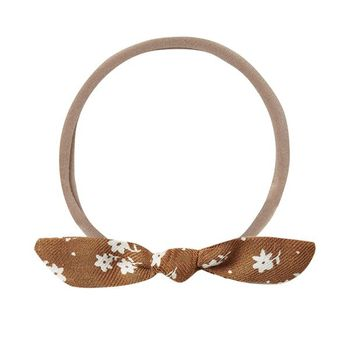 Rylee and Cru Knot Headband in Cinnamon (SOLD OUT)