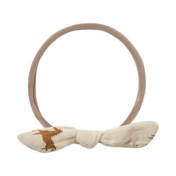 Rylee and Cru Knot Headband in Natural SOLD OUT