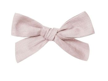 Rylee and Cru Lilac Bow with Clip