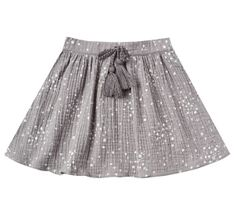 Rylee and Cru Moondust Mini Skirt (Sizes 4 to 14)