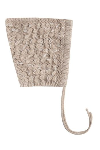 Rylee and Cru Pixie Hat in Oat (0-6Mos & 6-12Mos)