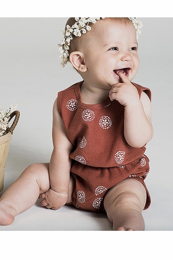 Rylee and Cru Playsuit San Dollar (12/18Mos & 18/24Mos)