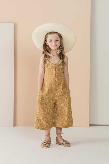 Rylee and Cru Seeds Bridgette Jumpsuit (Size 8/9)