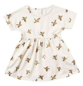 Rylee and Cru Songbirds Kat Dress (Size 8-9)
