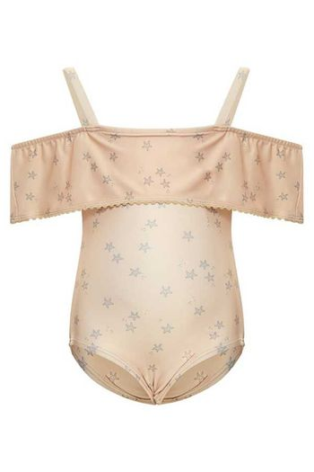 Rylee and Cru Starfish Off The Shoulder One Piece