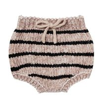 Rylee and Cru Striped Chenille Bloomer (Sizes 6Mos to 3)