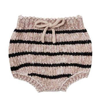 Rylee and Cru Striped Chenille Bloomer (Sizes 3Mos to 3)