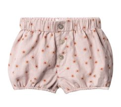 Rylee and Cru Sunburst Button Short (Sizes 3Mos to 24Mos)
