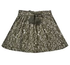 Rylee and Cru Vines Mini Skirt (4-5 & 10-12)