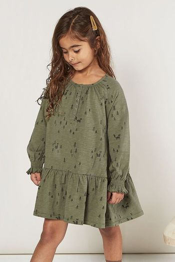 Rylee and Cru Woods Swing Dress (Size 10-12)
