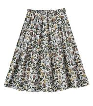 Rylee and Cru Enchanted Garden Tiered Skirt (Size 10/12)