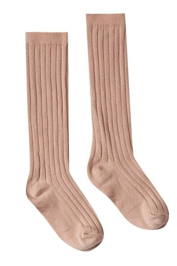 Rylee & Cru Truffle Knee Socks (Size 0 to 12Mos)