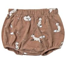 Rylee & Cru Winter Fox Bloomer (Size 0 to 24 Mos)