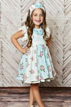 Serendipity Dress with Shorties Vintage Rose