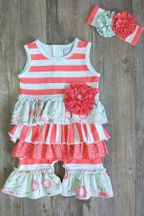 Serendipity Shortall in Coral Vine