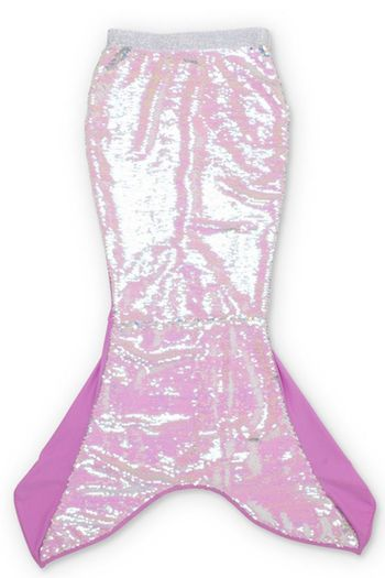 Shade Critters Mermaid Tail Pink Sequin (Size MD10)