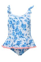 SnapoperRock Floral Skirt Swimsuit for Infants (Sizes 3 Mos to 36 Mos)
