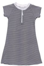 SnapperRock Nautical Stripe Dress Cover Up