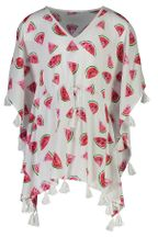 SnapperRock Watermelon Kaftan (10 & 14)