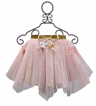Stay Golden Pink Tutu Skirt (Size 4T)