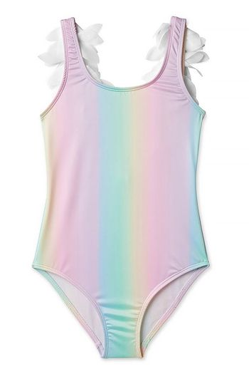 Stella Cove Bathing Suit in Rainbow (2,10,12,14)
