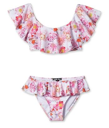 Stella Cove Floral Boutique Bikini Girls (8 & 14)