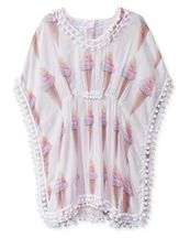 Stella Cove Ice Cream Girls Coverup (10 & 14)