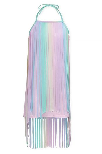 Stella Cove Rainbow Fringe Dress (Size 8)