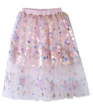 Stella Cove Sequin Tulle Skirt