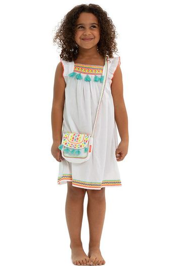 Sunuva Fiesta Flutter Dress
