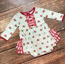 Swoon Baby Prim Pocket Dress Winter Bloom