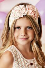 Swoon Blush Headband (Size Girl)