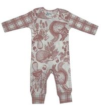 Tesa Babe Woodland Friends Girls Romper