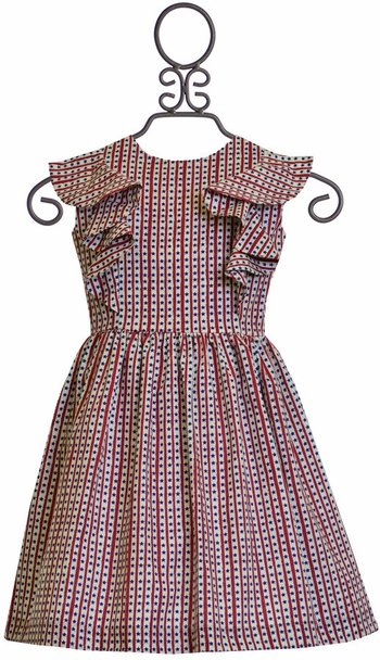 The Royal Riot Stars and Stripes Dress
