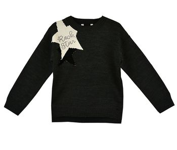 Mayoral The Stars Are Rocking Sweater for Girls (2 & 5)