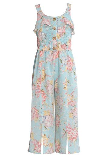 Truly Me Light Blue Jumpsuit for Tweens (Size 12)